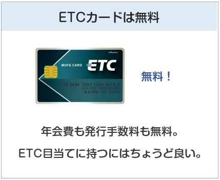 シェルPontaクレジットカードはETCカードも無料です