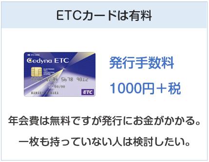 OMCカードのETCカードについて