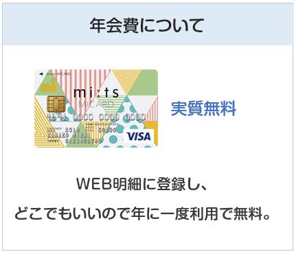 ミーツエムアイカードは年会費実質無料のクレジットカード