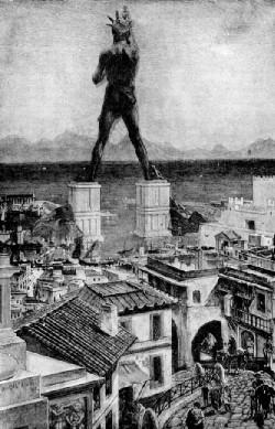 ロドス島の巨像