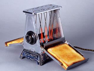 エジソンが発明したトースター