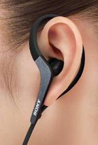耳掛け型イヤホン