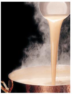 天下一品のスープ